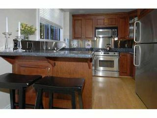 """Photo 8: # 101 1725 BALSAM ST in Vancouver: Kitsilano Condo for sale in """"BALSAM HOUSE"""" (Vancouver West)  : MLS®# V968732"""