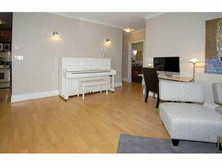 """Photo 3: # 101 1725 BALSAM ST in Vancouver: Kitsilano Condo for sale in """"BALSAM HOUSE"""" (Vancouver West)  : MLS®# V968732"""