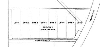 Main Photo: #2 Hwy 36: Rural Two Hills County Rural Land/Vacant Lot for sale : MLS®# E4086249