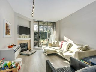 Photo 5: 102 1575 W 10TH AVENUE in Vancouver: Fairview VW Condo for sale (Vancouver West)  : MLS®# R2218519