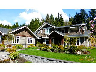 Photo 1: 521 HADDEN DR in West Vancouver: British Properties House for sale : MLS®# V1115173