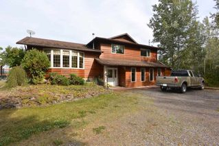 "Main Photo: 5400 LAKE KATHLYN Road in Smithers: Smithers - Rural House for sale in ""Lake Kathlyn area"" (Smithers And Area (Zone 54))  : MLS®# R2309091"