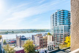 Photo 3: 704 680 CLARKSON Street in New Westminster: Downtown NW Condo for sale : MLS®# R2317075
