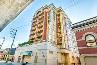 Photo 20: 704 680 CLARKSON Street in New Westminster: Downtown NW Condo for sale : MLS®# R2317075