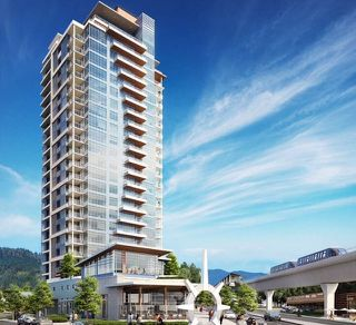 "Photo 1: 2003 509 CLARKE Road in Coquitlam: Coquitlam West Condo for sale in ""BURQUITLAM CAPITAL"" : MLS®# R2317899"