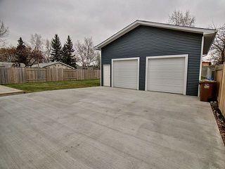 Photo 20: 50 Sheridan Drive: St. Albert House for sale : MLS®# E4135125
