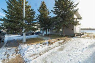 Main Photo: 4635 53 Avenue: Bruderheim House Half Duplex for sale : MLS®# E4136376