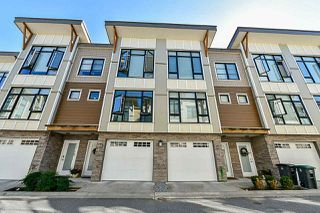 "Main Photo: 51 9989 E BARNSTON Drive in Surrey: Fraser Heights Townhouse for sale in ""Highcresat"" (North Surrey)  : MLS®# R2324811"