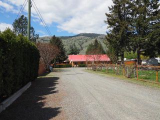 Photo 6: 3260 BANK ROAD in : Westsyde House for sale (Kamloops)  : MLS®# 148993