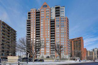 Main Photo: 1201 9020 Jasper Avenue in Edmonton: Zone 13 Condo for sale : MLS®# E4136925
