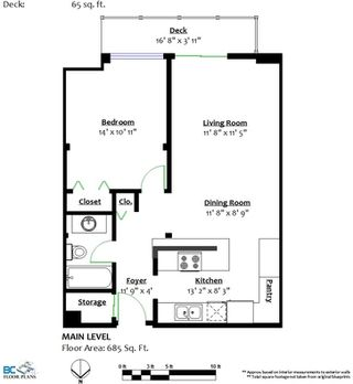 """Photo 20: 402 1655 NELSON Street in Vancouver: West End VW Condo for sale in """"HEMPSTEAD MANOR"""" (Vancouver West)  : MLS®# R2330394"""