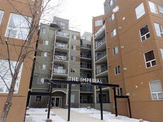 Main Photo: 617 10235 112 Street in Edmonton: Zone 12 Condo for sale : MLS®# E4140883