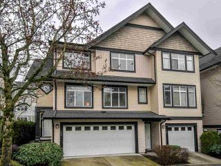 "Photo 1: 102 19932 70 Avenue in Langley: Willoughby Heights Townhouse for sale in ""SUMMERWOOD"" : MLS®# R2335407"