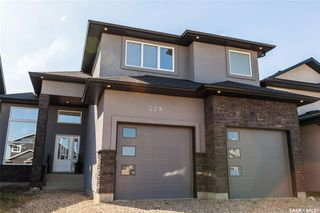 Main Photo: 339 Gillies Crescent in Saskatoon: Rosewood Residential for sale : MLS®# SK758087