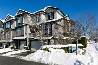 "Photo 1: 52 18828 69 Avenue in Surrey: Clayton Townhouse for sale in ""Starpoint"" (Cloverdale)  : MLS®# R2340576"