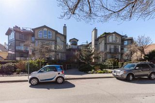 "Photo 15: 308 888 W 13TH Avenue in Vancouver: Fairview VW Condo for sale in ""CASABLANCA"" (Vancouver West)  : MLS®# R2341512"