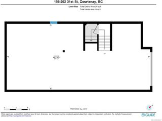 Photo 43: 156 202 31ST STREET in COURTENAY: CV Courtenay City House for sale (Comox Valley)  : MLS®# 809667