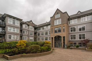 "Photo 1: 407 20200 56 Avenue in Langley: Langley City Condo for sale in ""The Bentley"" : MLS®# R2356698"
