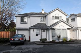 "Main Photo: 2 18951 FORD Road in Pitt Meadows: Central Meadows Townhouse for sale in ""PINE MEADOWS"" : MLS®# R2358697"