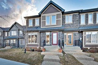 Photo 1: 3056 KESWICK Way in Edmonton: Zone 56 Attached Home for sale : MLS®# E4152118