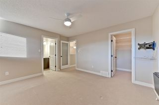 Photo 17: 3056 KESWICK Way in Edmonton: Zone 56 Attached Home for sale : MLS®# E4152118