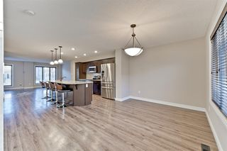 Photo 11: 3056 KESWICK Way in Edmonton: Zone 56 Attached Home for sale : MLS®# E4152118