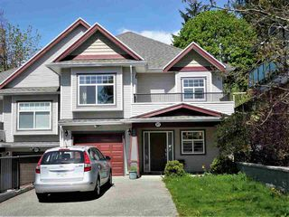 Photo 1: 1977 PETERSON Avenue in Coquitlam: Cape Horn House 1/2 Duplex for sale : MLS®# R2364091