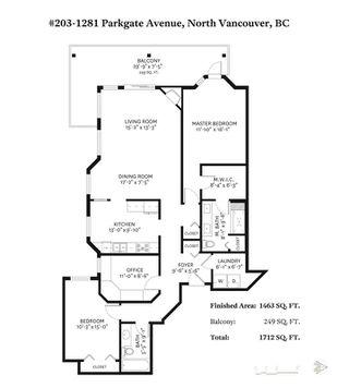"Photo 20: 203 1281 PARKGATE Avenue in North Vancouver: Northlands Condo for sale in ""Parkgate Place"" : MLS®# R2370616"