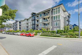 "Photo 1: 405 2393 RANGER Lane in Port Coquitlam: Riverwood Condo for sale in ""FREMONT EMERALD"" : MLS®# R2384634"