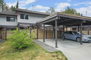 """Photo 19: 17 3046 COAST MERIDIAN Road in Port Coquitlam: Birchland Manor Townhouse for sale in """"WOODSIDE ESTATE"""" : MLS®# R2385328"""
