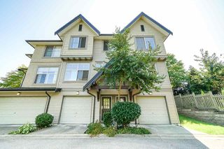 "Photo 1: 123 15152 62A Avenue in Surrey: Sullivan Station Townhouse for sale in ""Uplands"" : MLS®# R2397326"