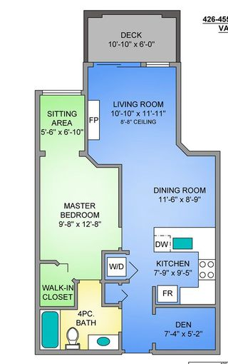 """Photo 20: 426 4550 FRASER Street in Vancouver: Fraser VE Condo for sale in """"Century"""" (Vancouver East)  : MLS®# R2429974"""