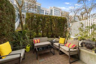 "Photo 15: 102 665 W 7TH Avenue in Vancouver: Fairview VW Townhouse for sale in ""The Ivy's"" (Vancouver West)  : MLS®# R2439208"