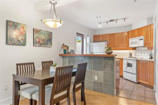 "Photo 7: 102 665 W 7TH Avenue in Vancouver: Fairview VW Townhouse for sale in ""The Ivy's"" (Vancouver West)  : MLS®# R2439208"