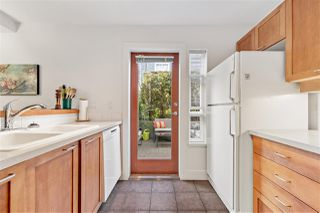 "Photo 9: 102 665 W 7TH Avenue in Vancouver: Fairview VW Townhouse for sale in ""The Ivy's"" (Vancouver West)  : MLS®# R2439208"