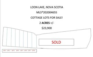 Photo 8: Lot 2016-1 Loon Lake Drive in Loon Lake: 404-Kings County Vacant Land for sale (Annapolis Valley)  : MLS®# 202004655