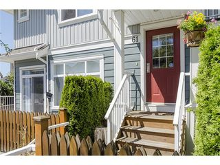 Photo 1: 61 6300 LONDON Road: Steveston South Home for sale ()  : MLS®# V1074703