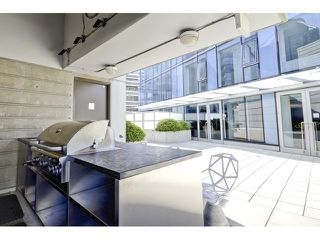 Photo 16: 2201 1499 PENDER Street W in Vancouver West: Coal Harbour Home for sale ()  : MLS®# V1088176
