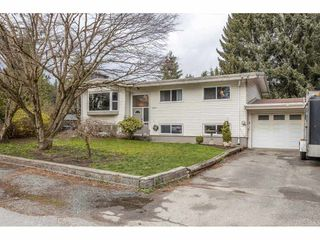 Photo 1: 33383 LYNN Avenue in Abbotsford: Abbotsford East House for sale : MLS®# R2448090