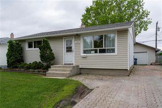 Photo 1: 1007 Hoka Street in Winnipeg: West Transcona Residential for sale (3L)  : MLS®# 202013076