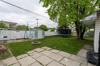 Photo 19: 1007 Hoka Street in Winnipeg: West Transcona Residential for sale (3L)  : MLS®# 202013076