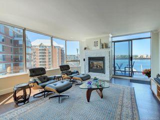 Main Photo: 701 636 Montreal St in Victoria: Vi James Bay Condo Apartment for sale : MLS®# 834872