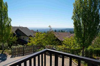 "Photo 1: 81 55 HAWTHORN Drive in Port Moody: Heritage Woods PM Townhouse for sale in ""COBALT SKY"" : MLS®# R2480963"