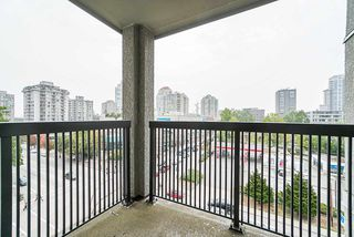 """Photo 22: 802 550 EIGHTH Street in New Westminster: Uptown NW Condo for sale in """"Park Ridge"""" : MLS®# R2500222"""
