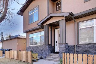 Photo 3: 1013 4 Street NE in Calgary: Renfrew Row/Townhouse for sale : MLS®# A1038777