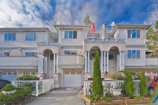 """Main Photo: 17 2615 SHAFTSBURY Avenue in Port Coquitlam: Central Pt Coquitlam Townhouse for sale in """"CAULFIELD ESTATES"""" : MLS®# R2520057"""