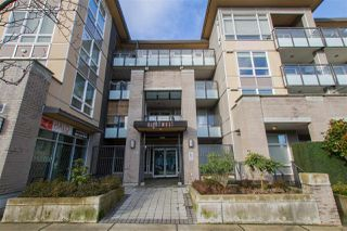 """Main Photo: 112 85 EIGHTH Avenue in New Westminster: GlenBrooke North Condo for sale in """"EIGHT WEST"""" : MLS®# R2529820"""