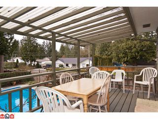"Photo 3: 20712 39TH Avenue in Langley: Brookswood Langley House for sale in ""Brookswood"" : MLS®# F1110432"