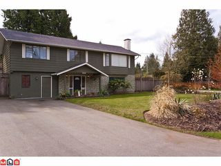 "Photo 1: 20712 39TH Avenue in Langley: Brookswood Langley House for sale in ""Brookswood"" : MLS®# F1110432"