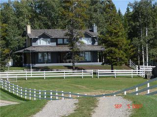 Photo 3: 25 MIN NW OF COCHRANE in COCHRANE: Rural Rocky View MD Residential Detached Single Family for sale : MLS®# C3474326